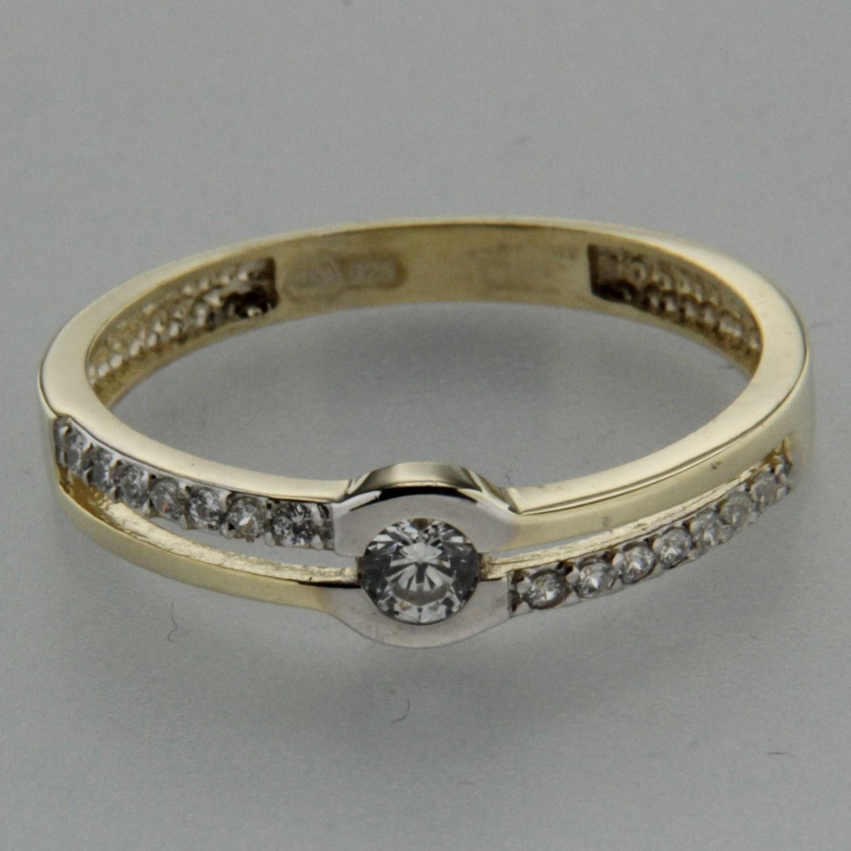 Zlatý prsten 13484