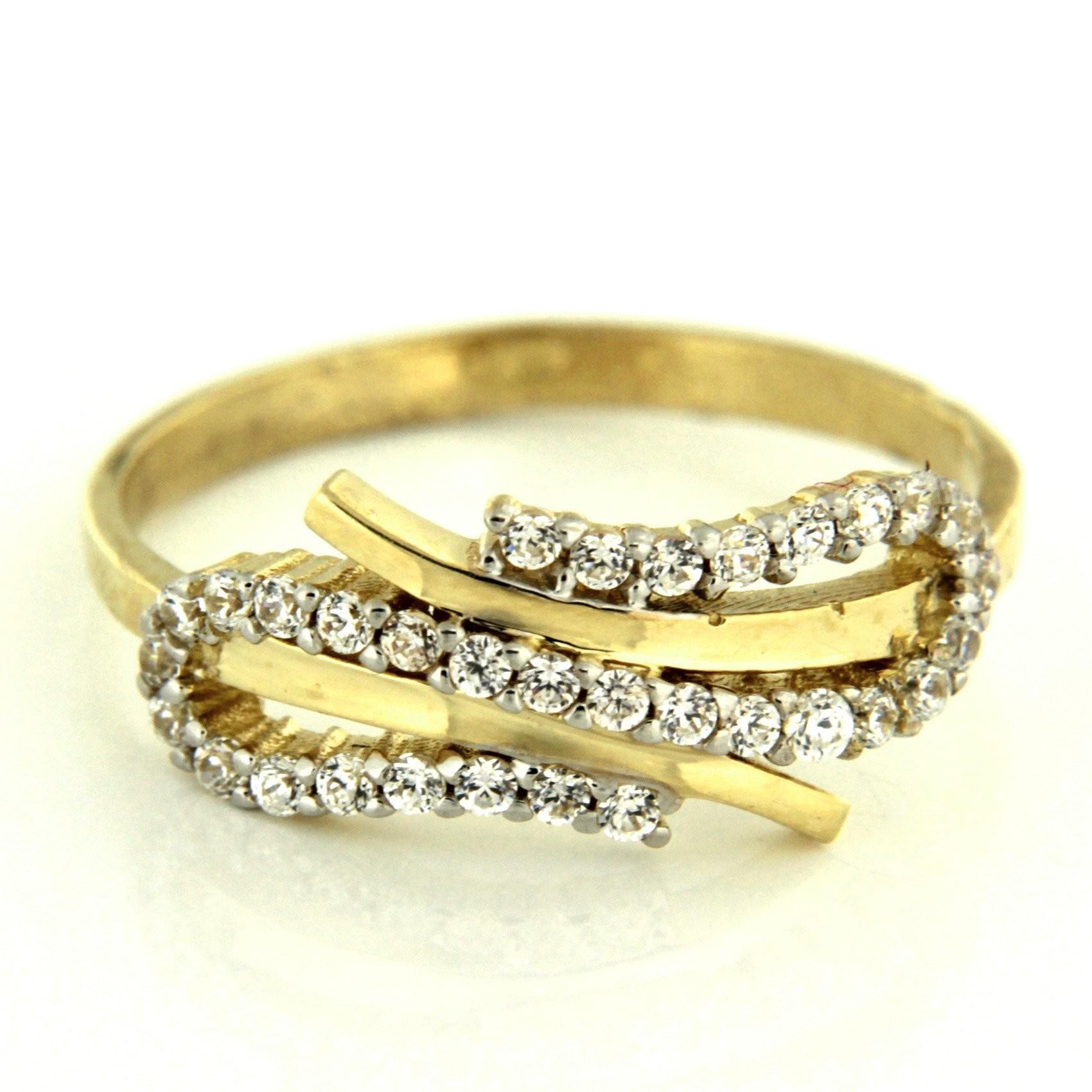 Zlatý prsten 13495