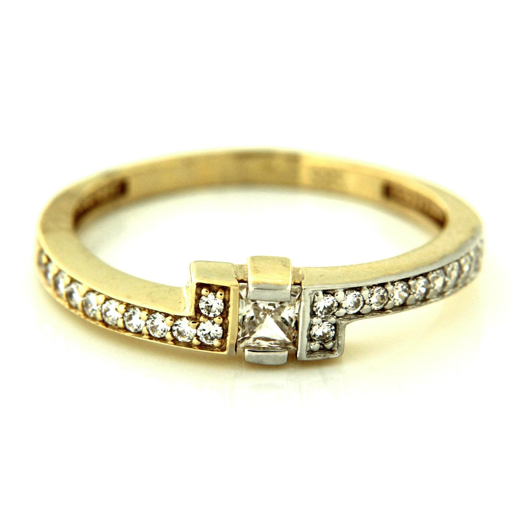 Zlatý prsten 13497