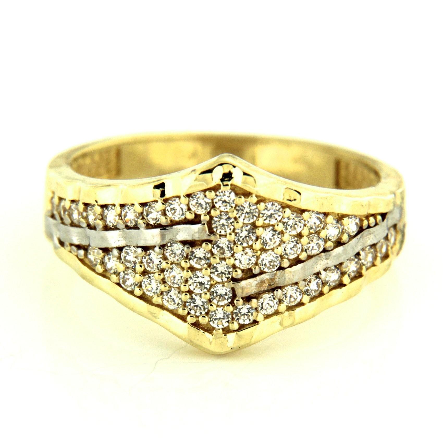 Zlatý prsten 13499