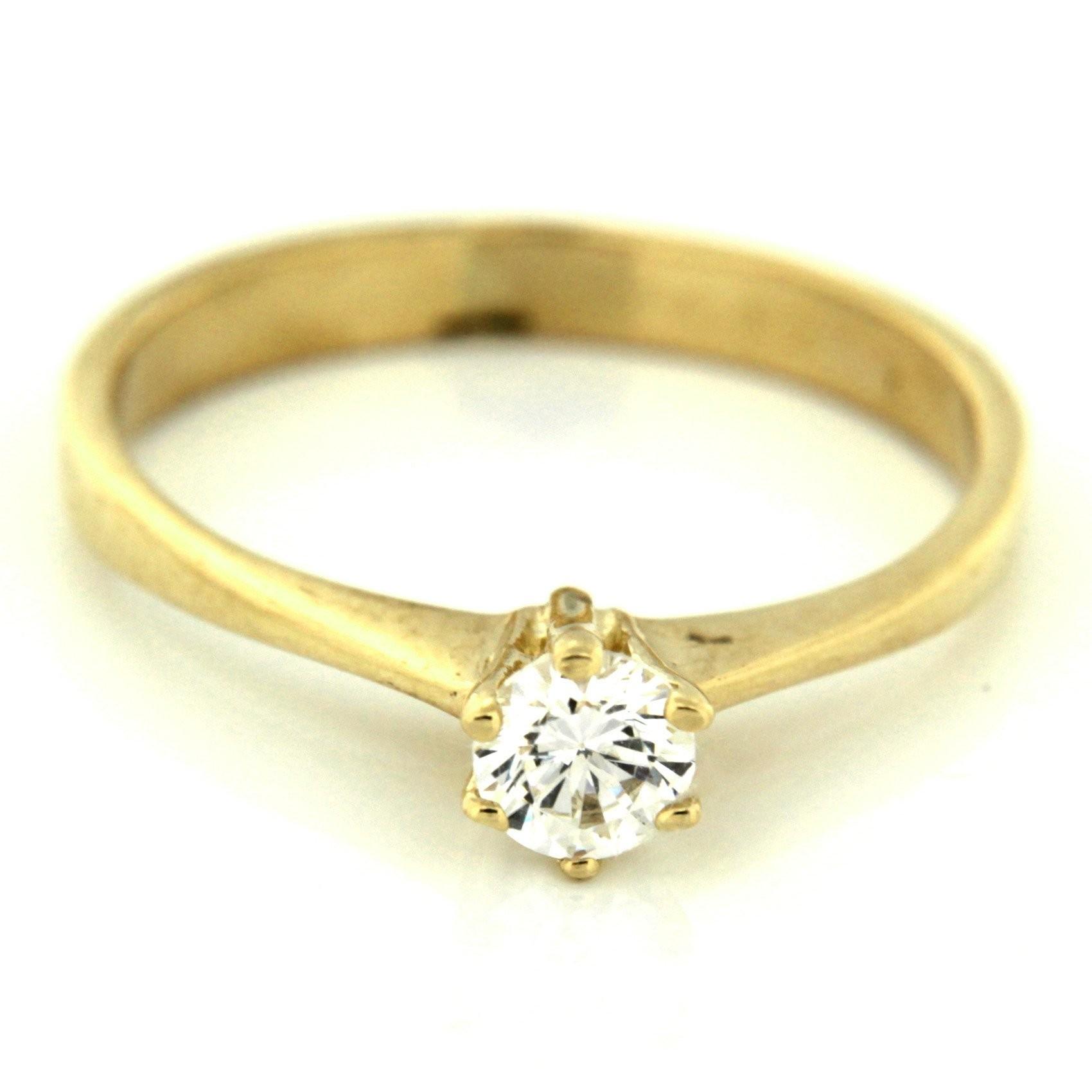 Zlatý prsten 13503