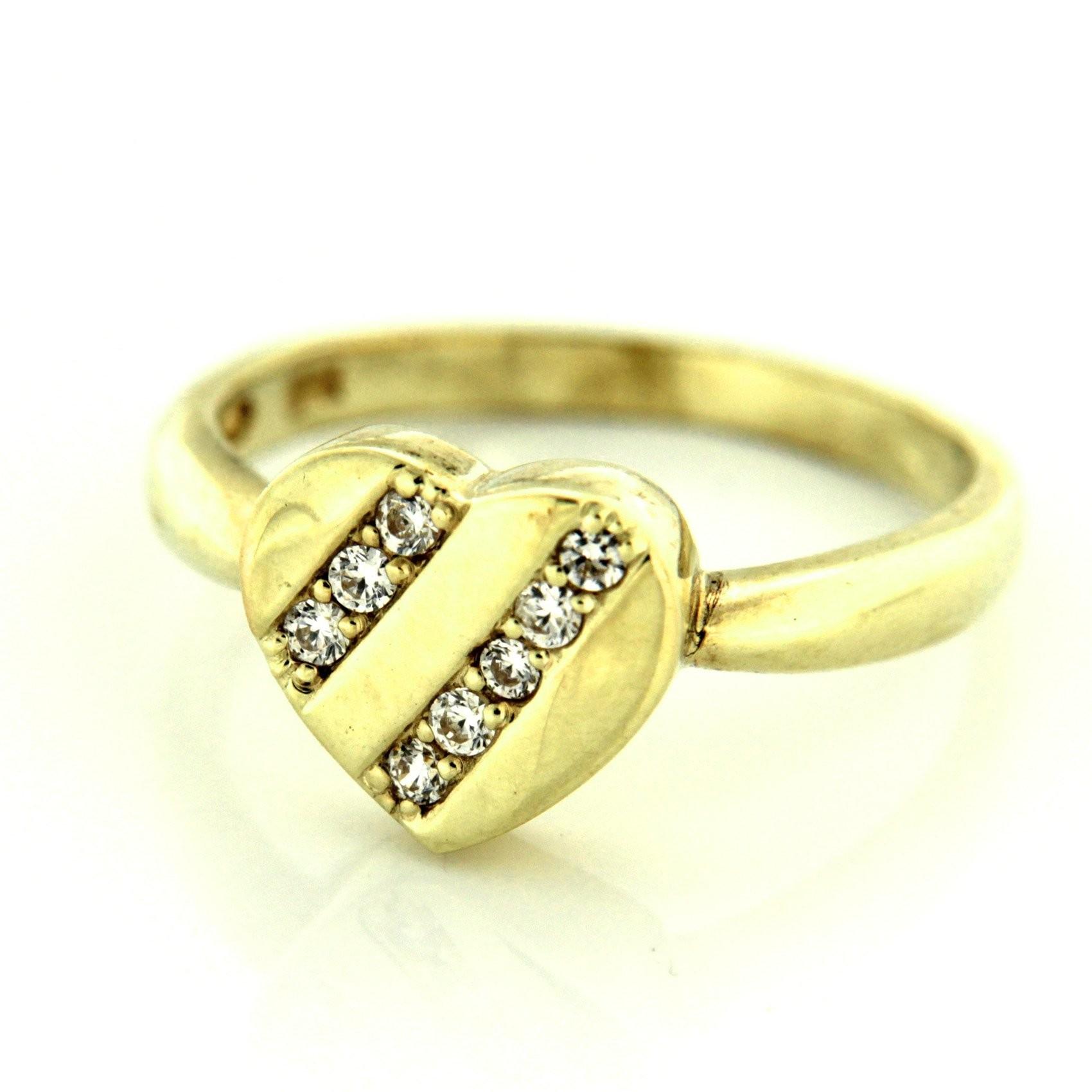 Zlatý prsten 13516