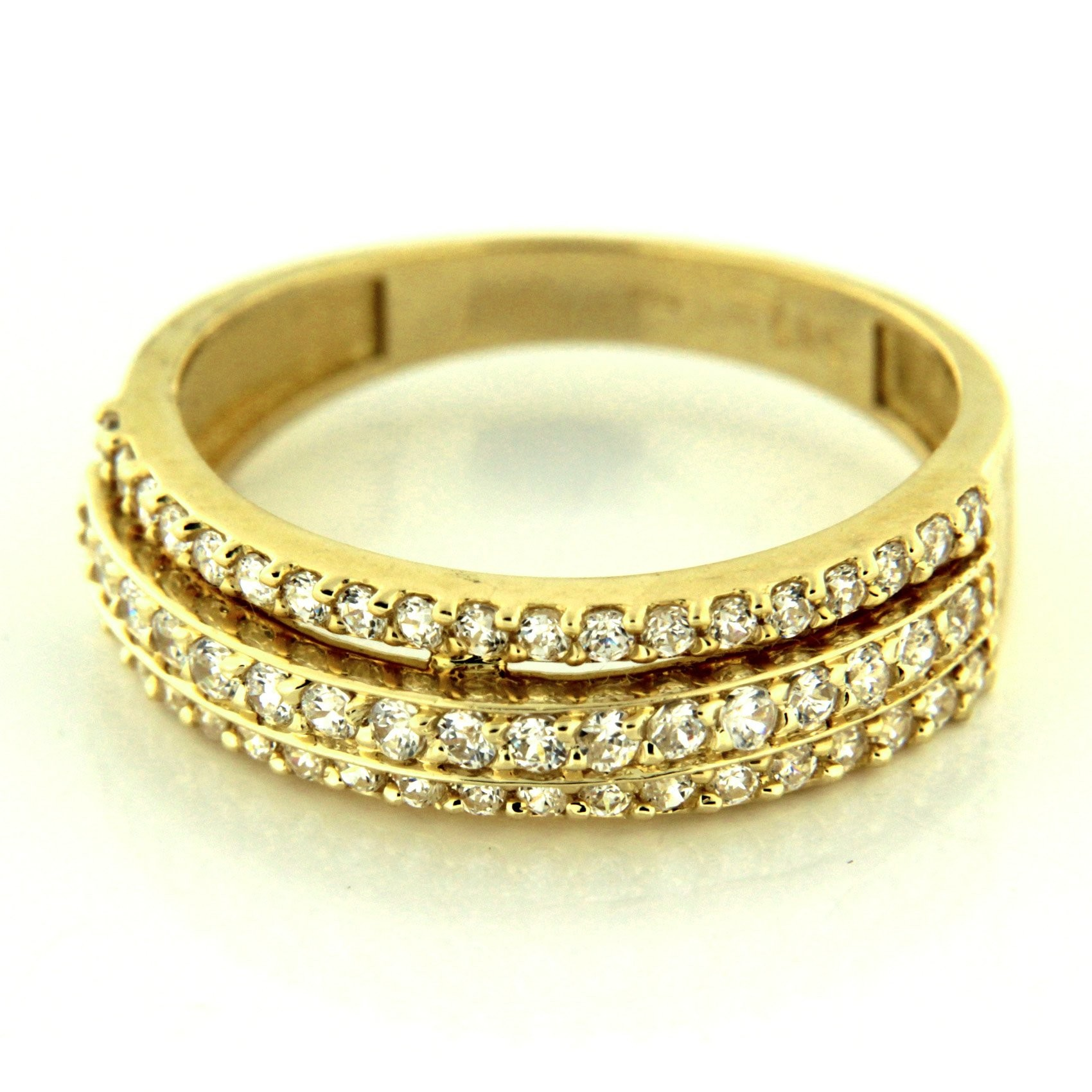 Zlatý prsten 13521