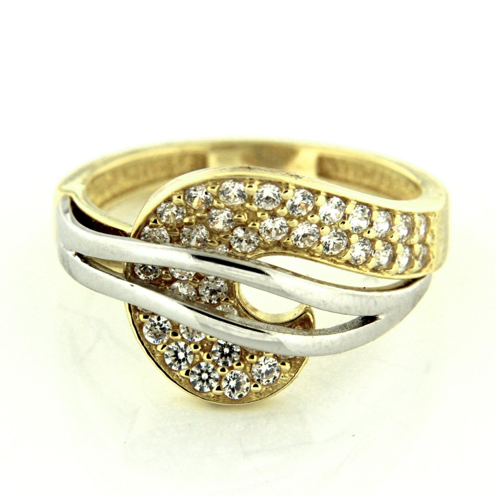 Zlatý prsten 13557