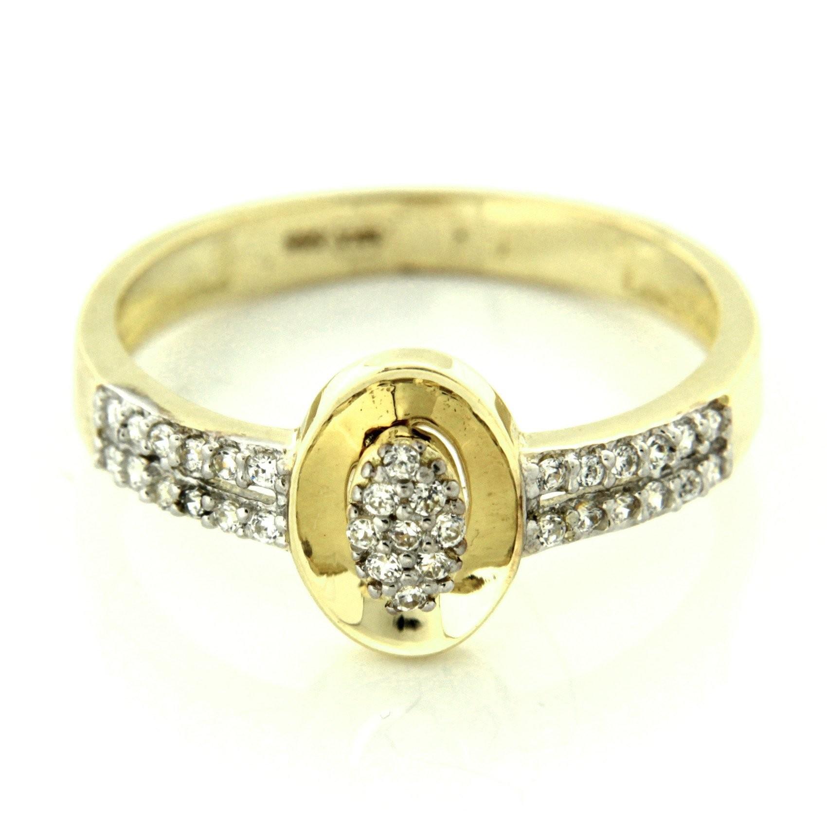 Zlatý prsten 14275