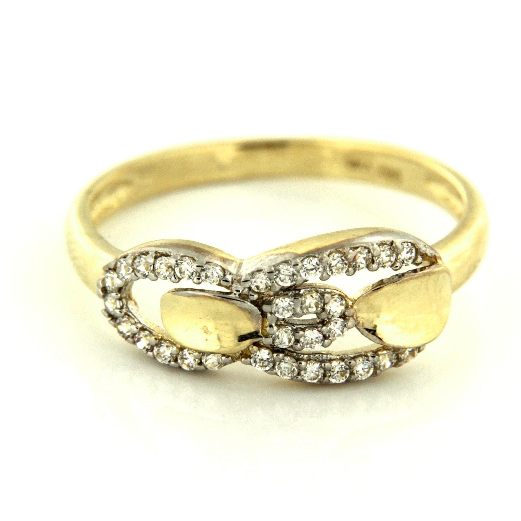 Zlatý prsten 14277