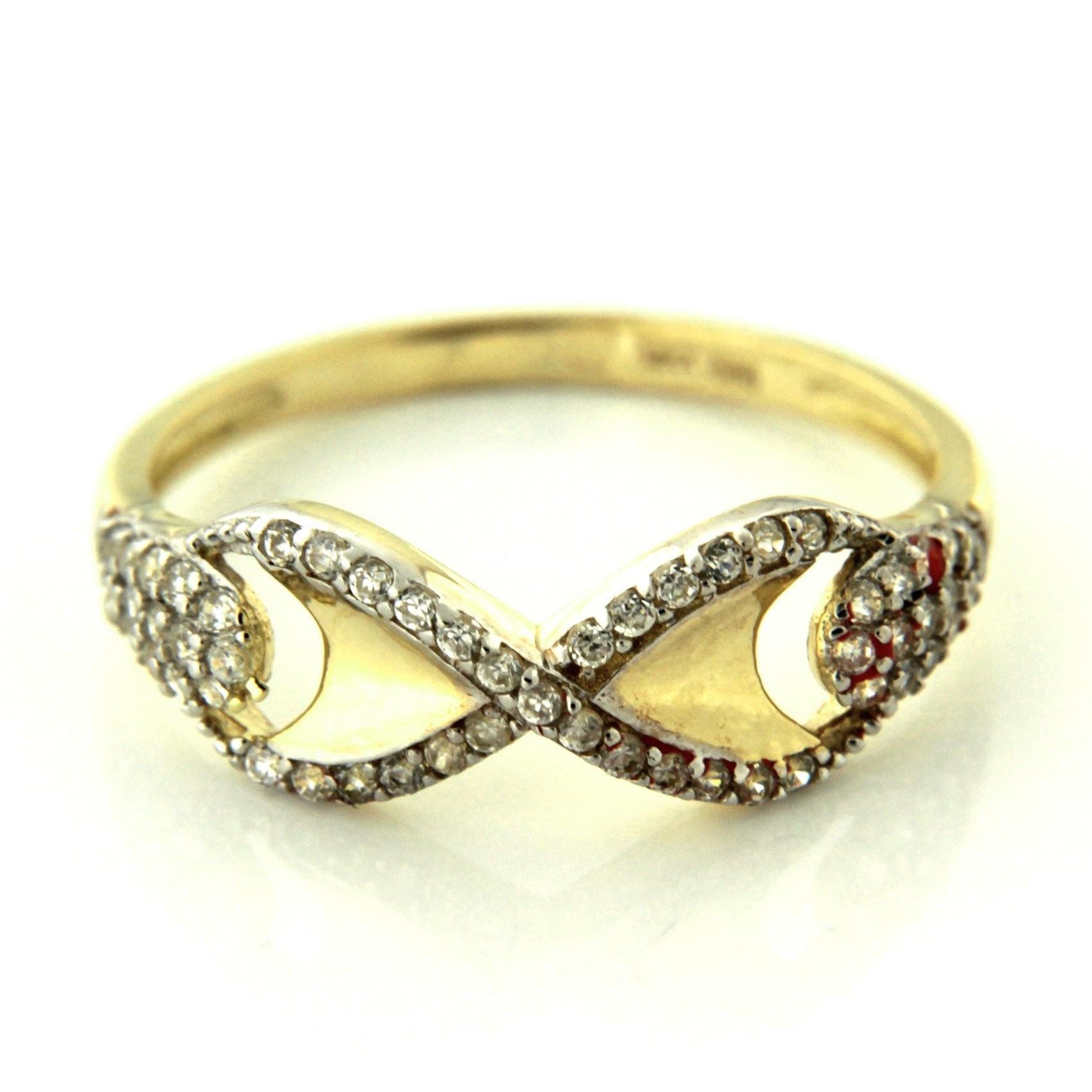 Zlatý prsten 14278