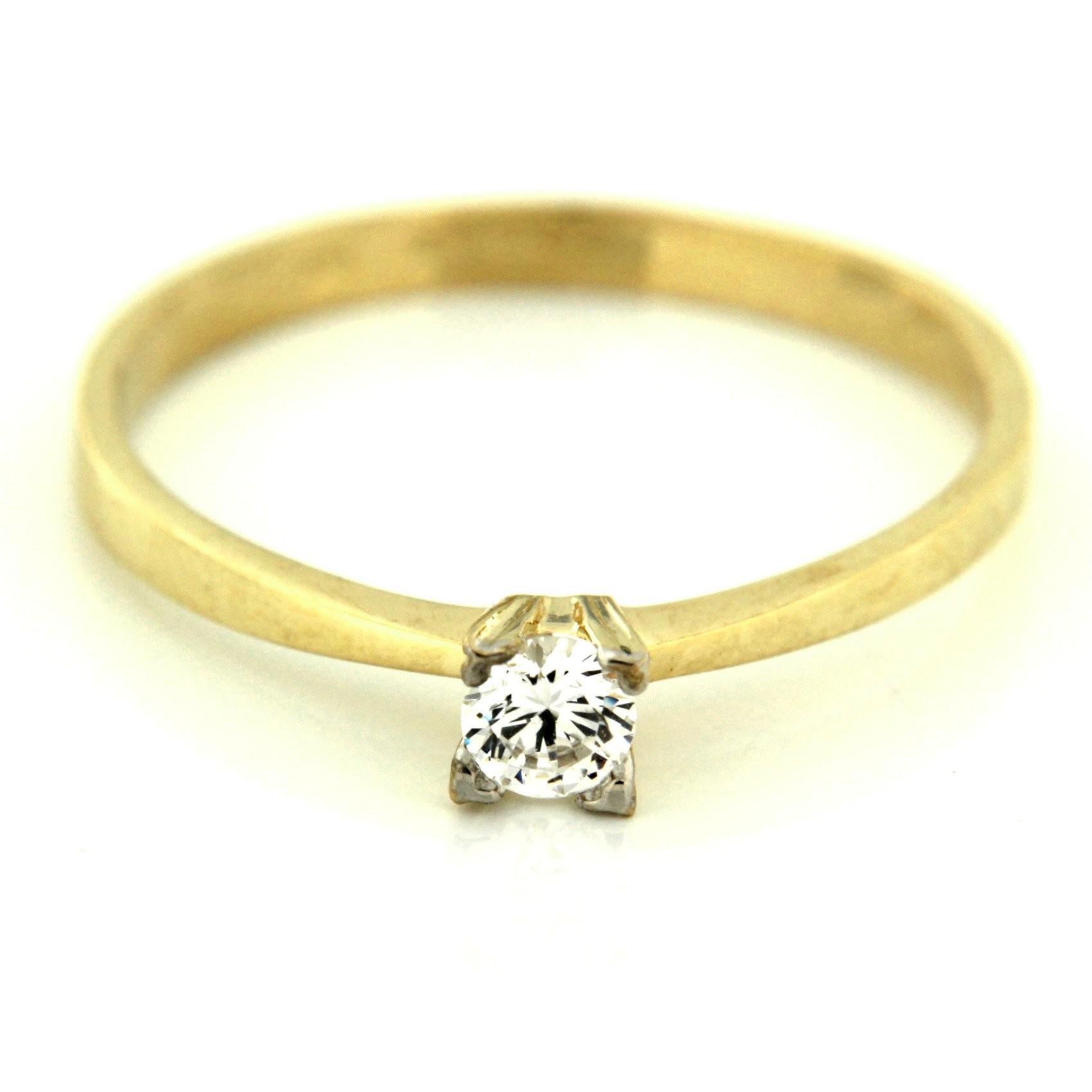 Zlatý prsten 15209