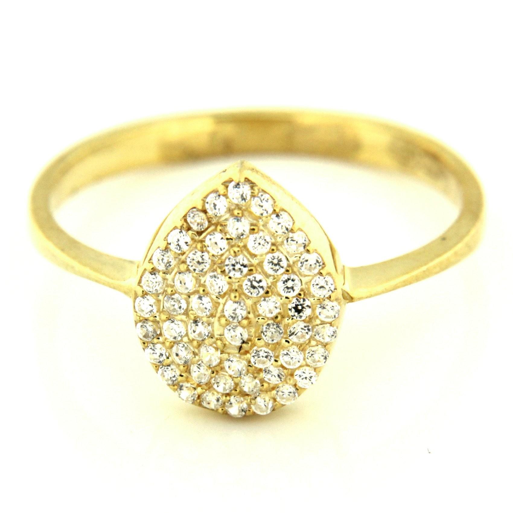 Zlatý prsten 15452