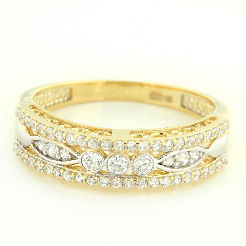 Zlatý prsten 15739