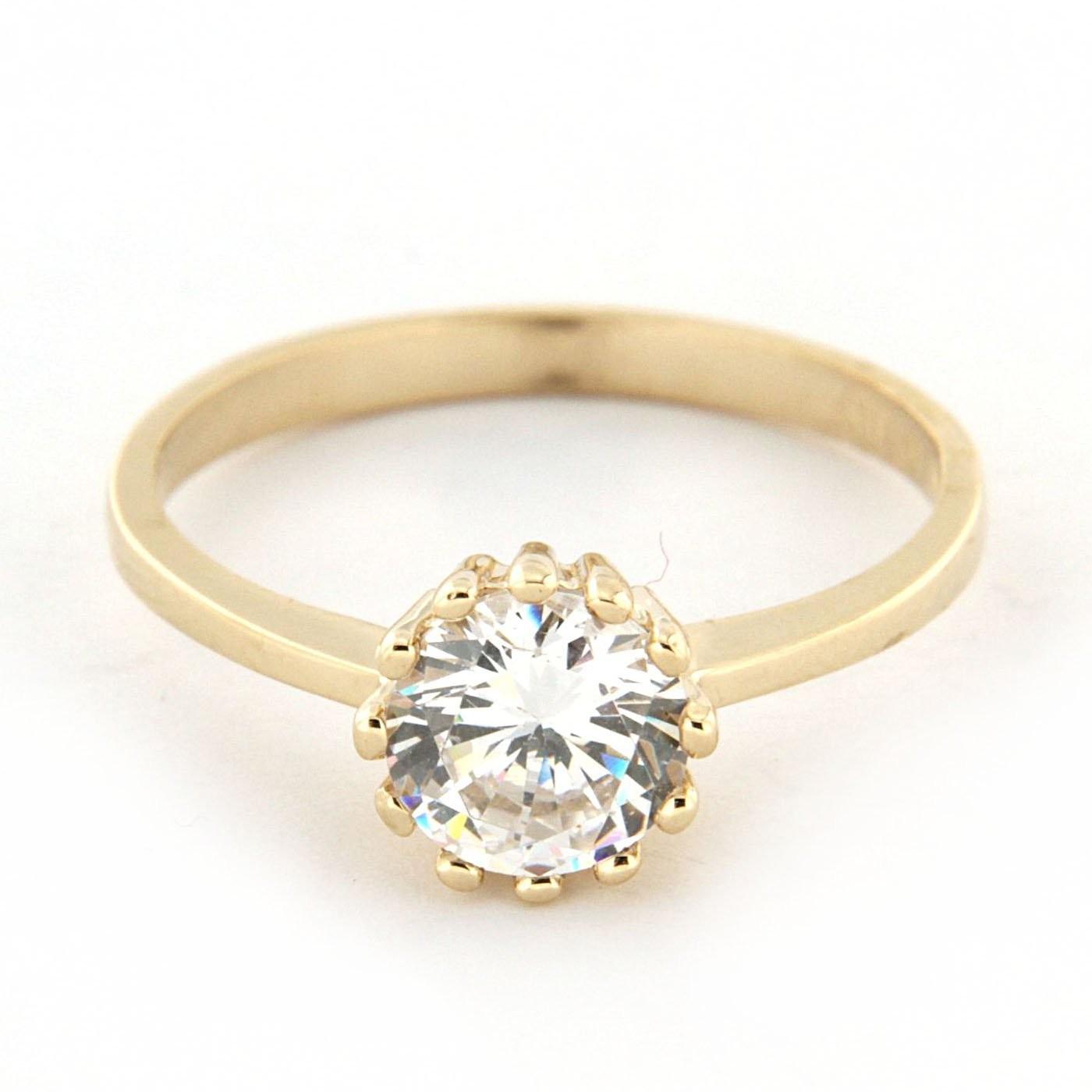 Zlatý prsten 15742
