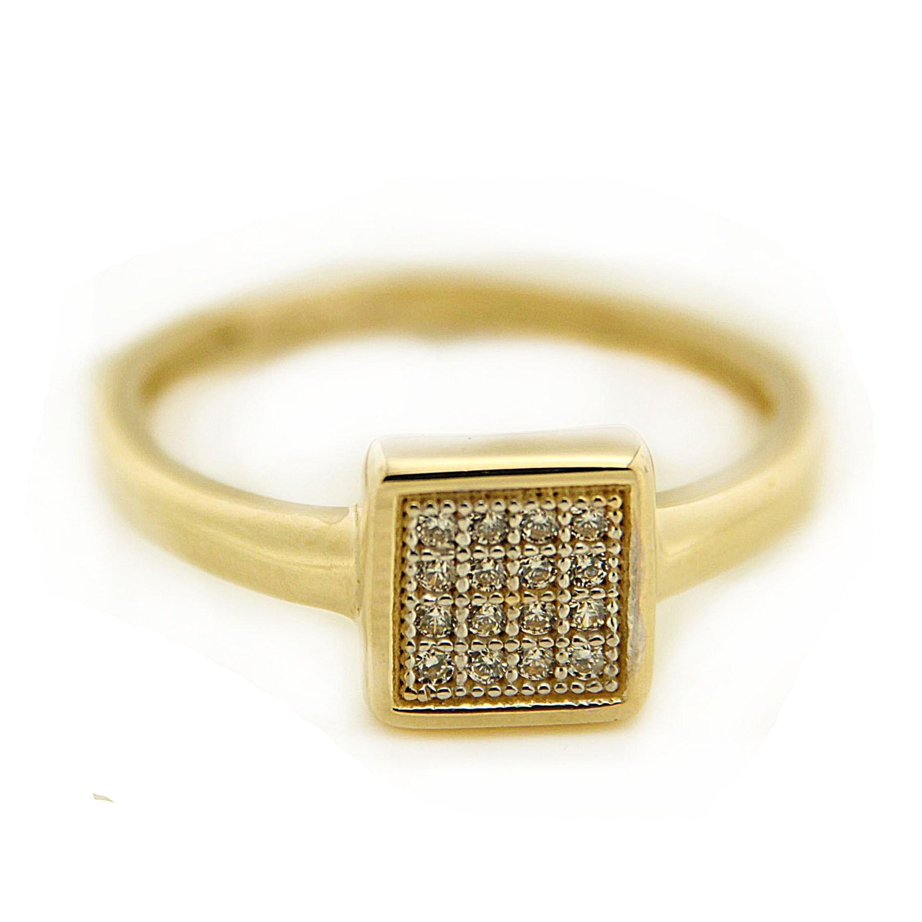 Zlatý prsten 15988